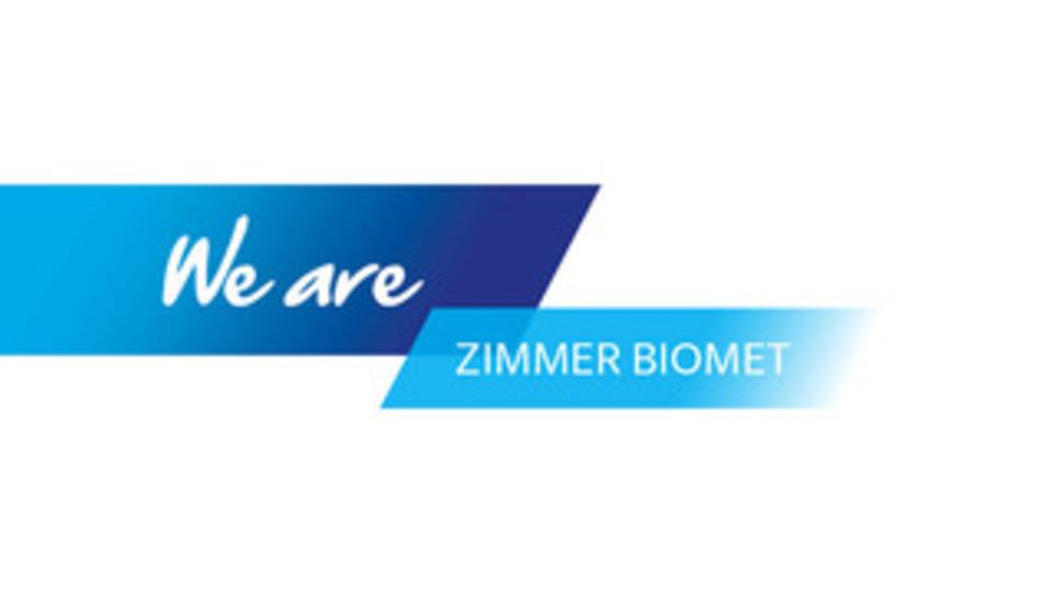 We Are Zimmer Biomet